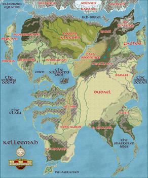 The World of Kelleemah