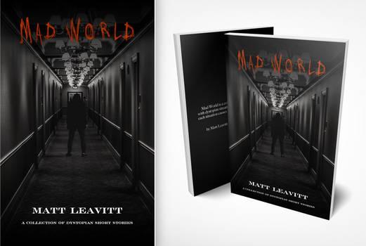 Mad World  - Book Cover Design 1