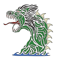 Updated Sea Dragon Icon