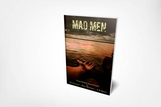 Mad Men Book Cover Mock Up