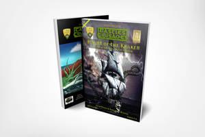 Kraken Mock-up File Front Cover