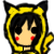 Pika Girl Icon F2U by DimensionStar