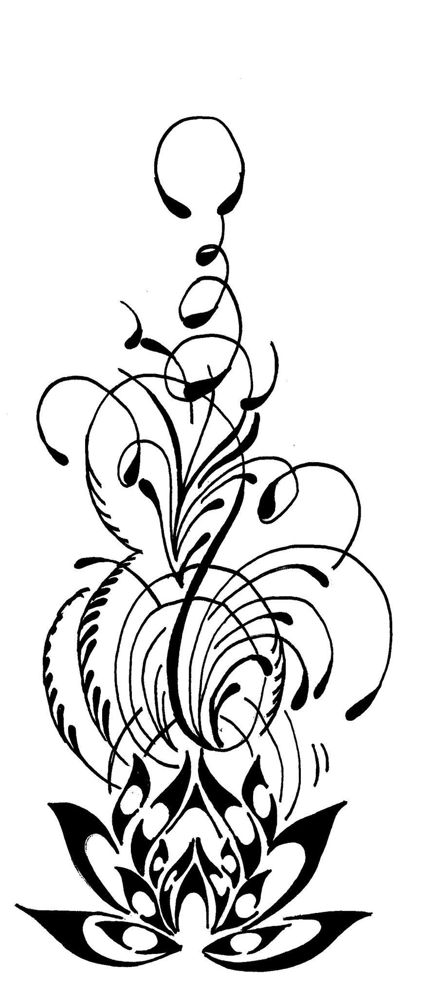 Fire lotus by nimrod tiger on deviantart fire lotus by nimrod tiger izmirmasajfo Gallery