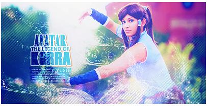 Avatar: Korra Tag by SojiroArt
