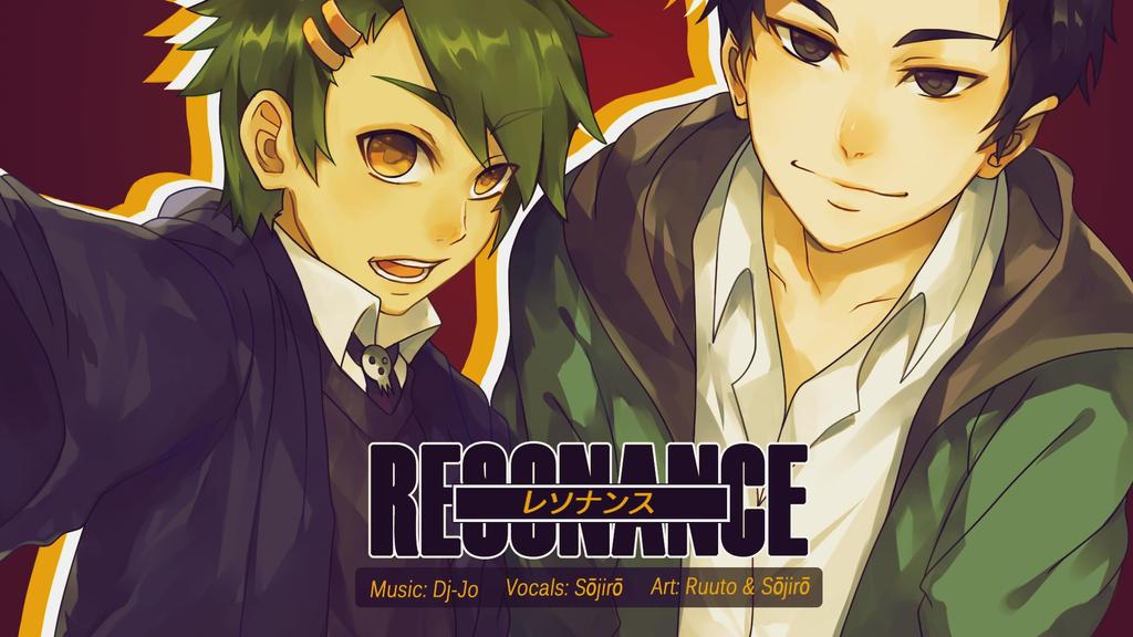 Resonance Cover Art