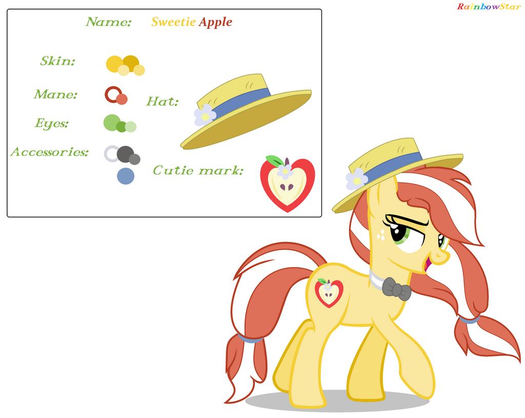 Mlp Next Gen Applejack E Caramel By Rubyedavyrose On – Dibujos Para
