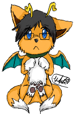 Kyu is Kyute by AeroDracohem