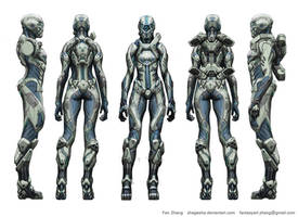 New Generation Ghost_Character Design by icedestroyer