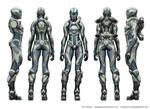 New Generation Ghost_Character Design