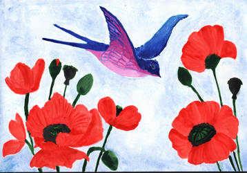 Poppy by saysly