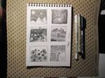 Mini-drawings