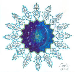 Snowflake by saysly