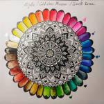 Mijello watercolors tryout