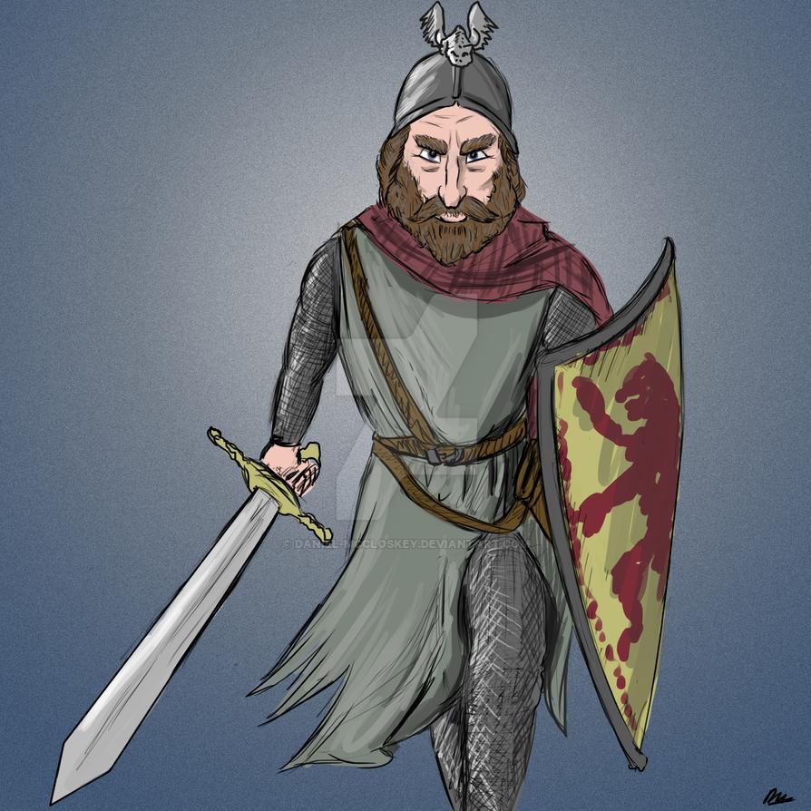 William Wallace by Daniel-McCloskey
