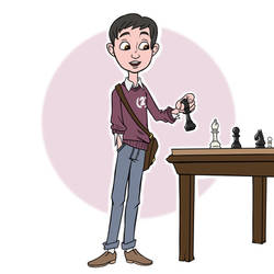 Thomas the Chess Champ by Daniel-McCloskey