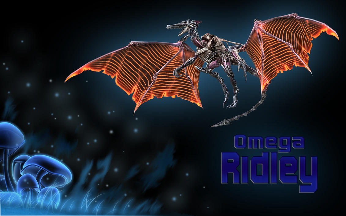 Omega Ridley Wallpaper By Lampenpam