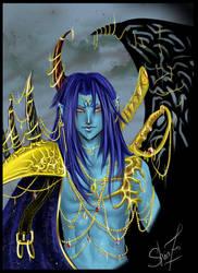 Dragon lord by Shin-zo