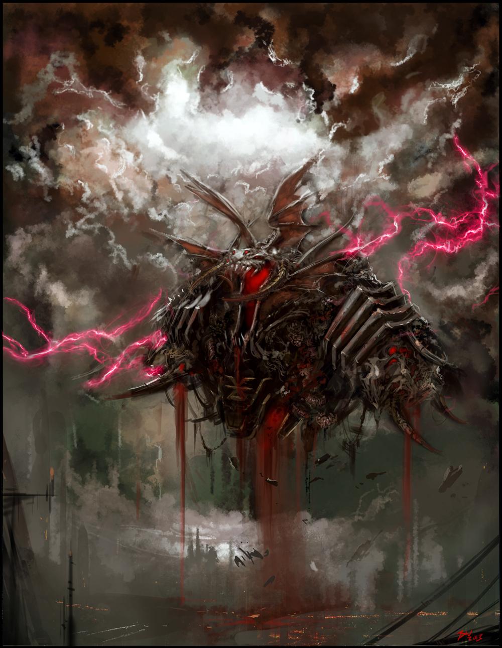 War gods of armageddon rise of robo maria - 3 3