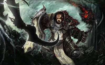 Trial of the Crusader - Diablo 3 by Bradwhitlam