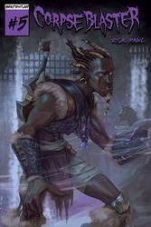 Corpseblaster #5: Ritual Magic