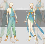 [CLOSE] Outfits Adoptable auction 5-6 [$15] by iononion
