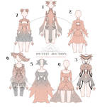 OPEN Auction - Outfit Adoptable Set 2 your colors