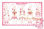 OPEN Auction Outfit Adoptable SPECIAL COLLECTION by iononion