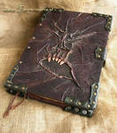 Spell Book Necronomicon