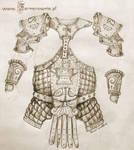 Dwarf Runesmith sketch by farmerownia