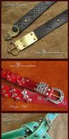 Belts from Farmerownia by farmerownia