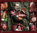 Eric's Dwarf Armor final by farmerownia