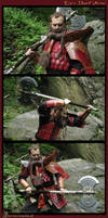 Eric's Dwarf Armor -more