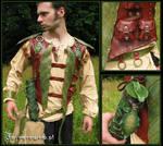 Mage Cleric Vest