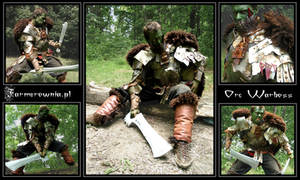 Orc Warboss Armor by farmerownia