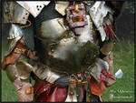 Orc Warboss Armor - Detail