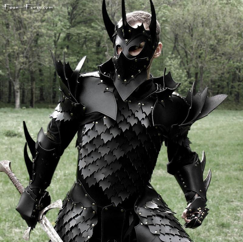 Overlord Armor by farmerownia