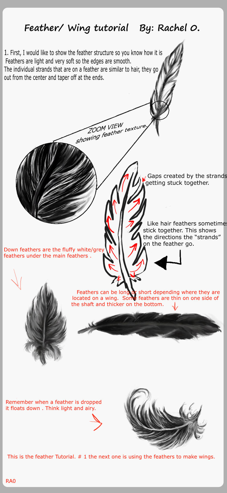 Feather Tutorial by Dazed1