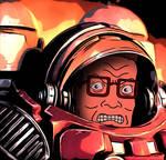 Hank Hill as Firebat from Starcraft remastered