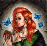Kira of the Mirna Woods