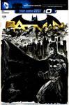 batman 0 sketch cover 2