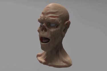 Zombie 3d by ArotzarenaARTs