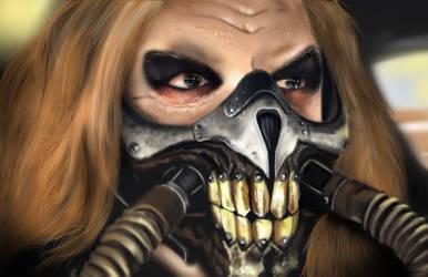 MAD MAX: Fury Road by ArotzarenaARTs