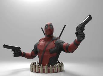 Deadpool2 by ArotzarenaARTs