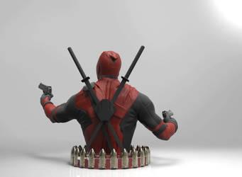 Deadpool3 by ArotzarenaARTs
