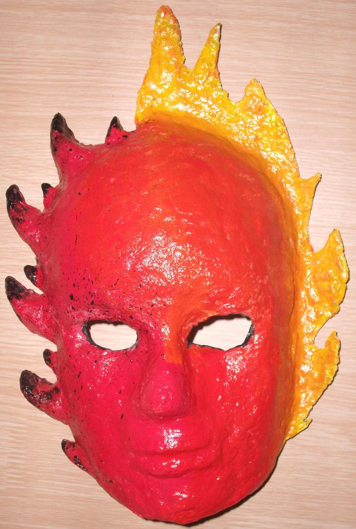 Elemental Mask by Blayzer5