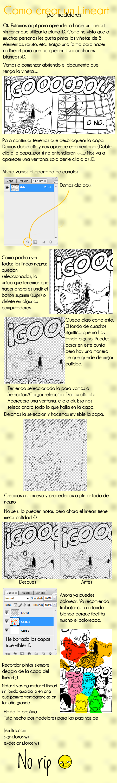 Lineart tutorial