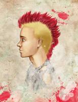 Jared Leto by madelares