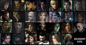 Resident Evil: Character Appreciation