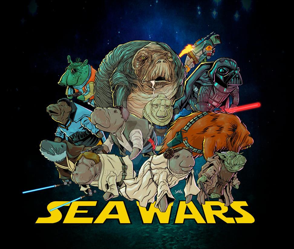 Seawars by jharris