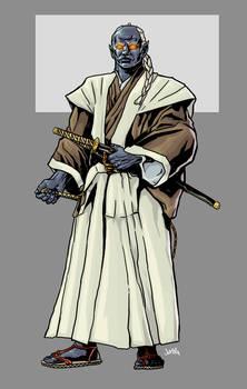 Indigo Samurai